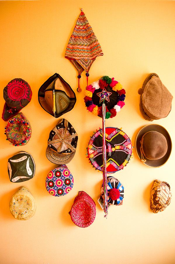 traditionele hoofddeksels