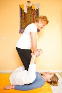 koreaanse massage
