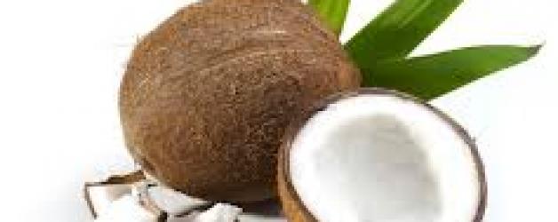 Hoofdmassage met kokosolie