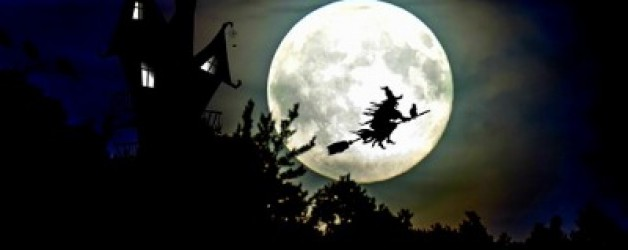 Volle maan — 04.11.17 —  Wicca